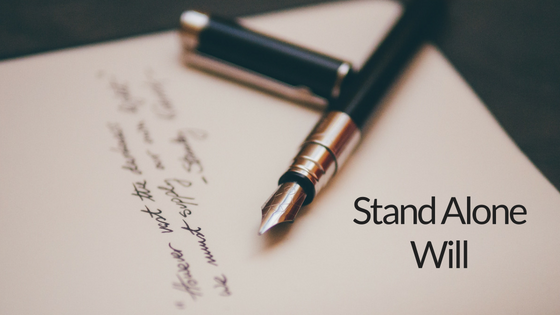 Stand Alone Will