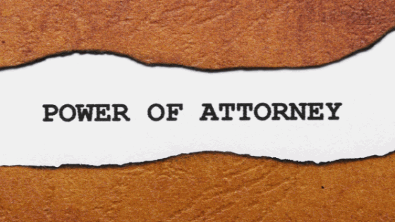 durable power of attorney California