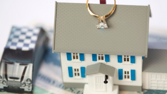 Does a Trust Protect Assets from a Divorce?