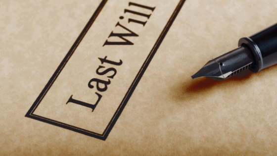 what happens if you die without a will in california