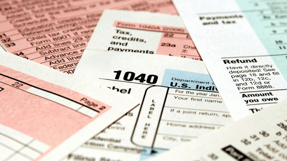 terms and definitions for taxes